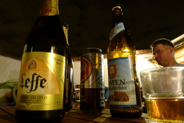 ...with international isotonic drinks
